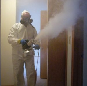 Electrostatic Sprayers vs Hypochlorous Acid