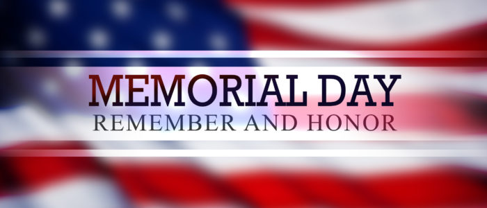Honoring Our Fallen Heroes On Memorial Day
